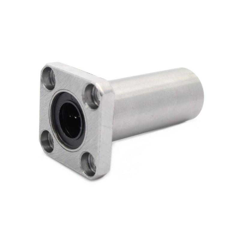 LMK12LUU - Roulement linéaire à embase carré pour axe diamètre 12mm - I3D Service