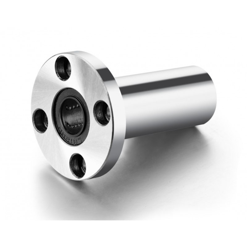 LMF8LUU - Roulement linéaire à embase ronde pour axe de 8mm - I3D Service