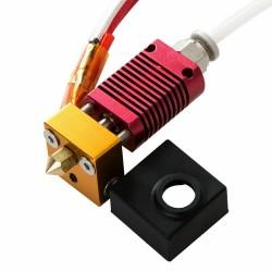 Tête d'extrusion complète pour imprimante 3D Creality / Alfawise 12V ou 24V - I3D Service