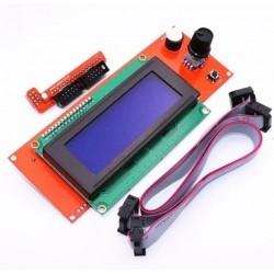 écran lcd 2004 avec adapteur ramps et bouton rotatif - I3D Service