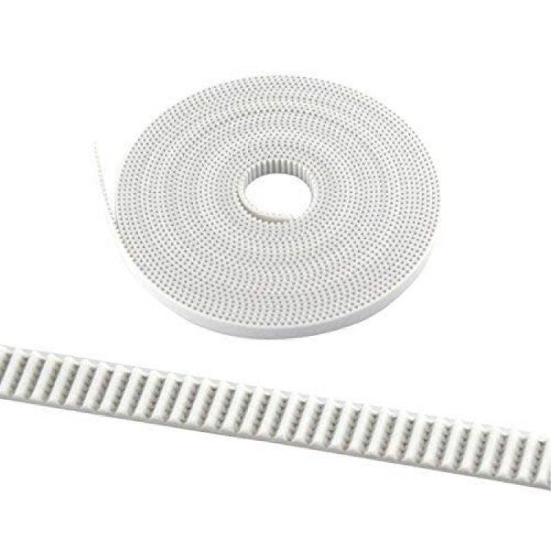 Courroie gt2 6mm super renforcée PU + fil d'acier - I3D Service