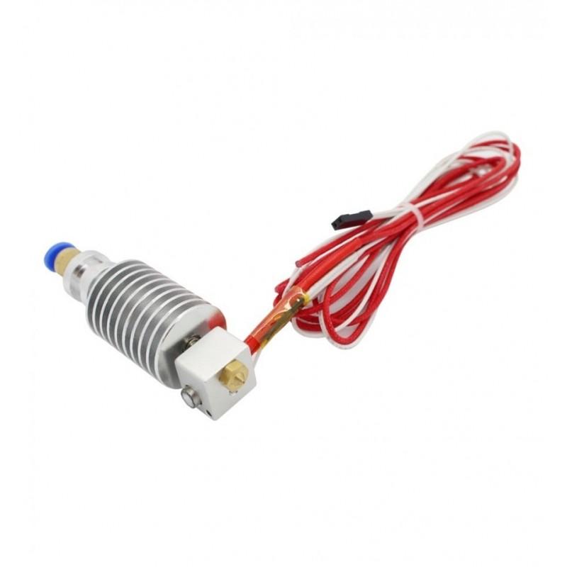 tête d'extrusion bowden compatible E3D V5 12V - idéal imprimantes 3D Anycubic