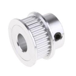 Poulie GT2 30 dents pour axe de 5 ou 8mm - I3D Service