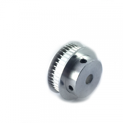 Poulie GT2 40 dents pour axe de 5, 6.35, 8 ou 10mm - I3D Service