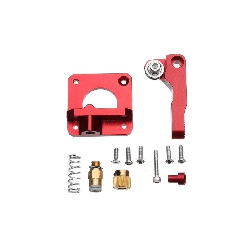 Kit extrudeur aluminium MK8 / Creality CR10 / Creality Ender 3 4 5 / Alfawise - I3D Service