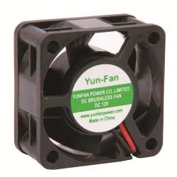 Ventilateur 4020 40x40x20mm 12V ou 24V - I3D Service