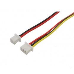 Câble JST-XH 2.54 2P ou 3P...
