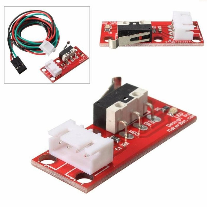 Lot de 3 capteurs / modules fin de course pour imprimante 3D - I3D Service