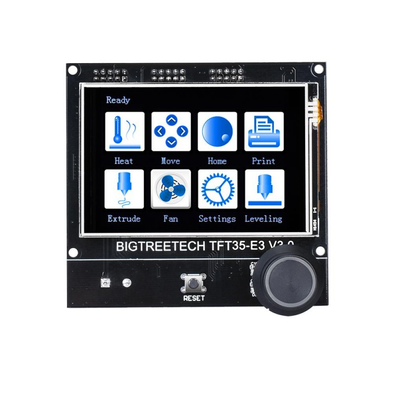 Ecran TFT35 E3 V3.0 Bigtreetech pour Creality Ender 3 - I3D Service