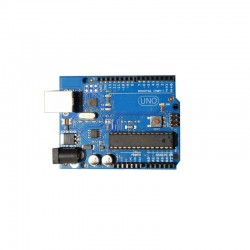 Carte compatible Arduino UNO Rev 3 ATmega328 - I3D Service