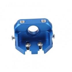 Support aluminium pour tête compatible E3D V6 pour imprimante 3D Creality - CR-10 - Ender 3 - I3D Service