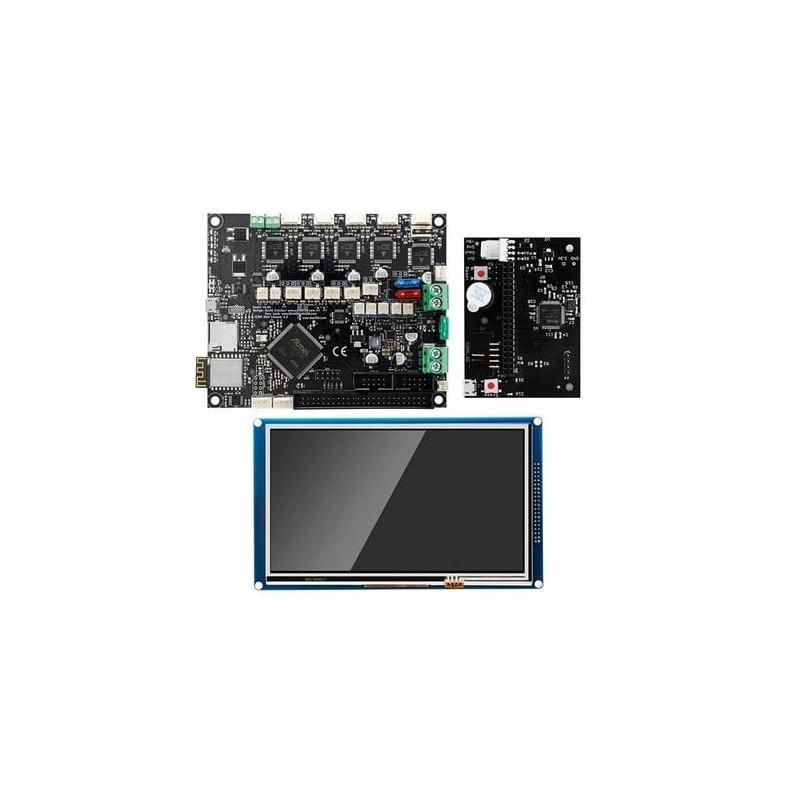 Carte mère Makerbase compatible Duet 2 wifi avec écran 7 pouces - I3D Service