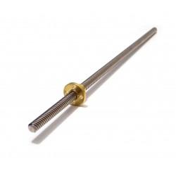 Vis trapézoidale diamètre 8 - 7 longueurs - I3D Service