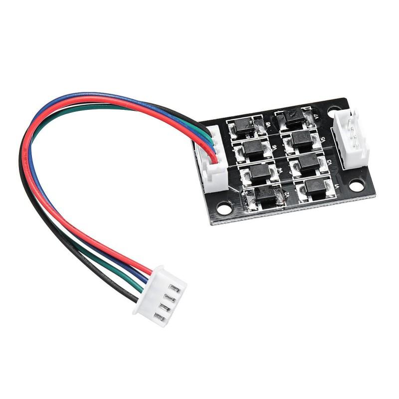 Lot de 2 amortisseurs anti-vibration pour nema 17 - damper - i3D service