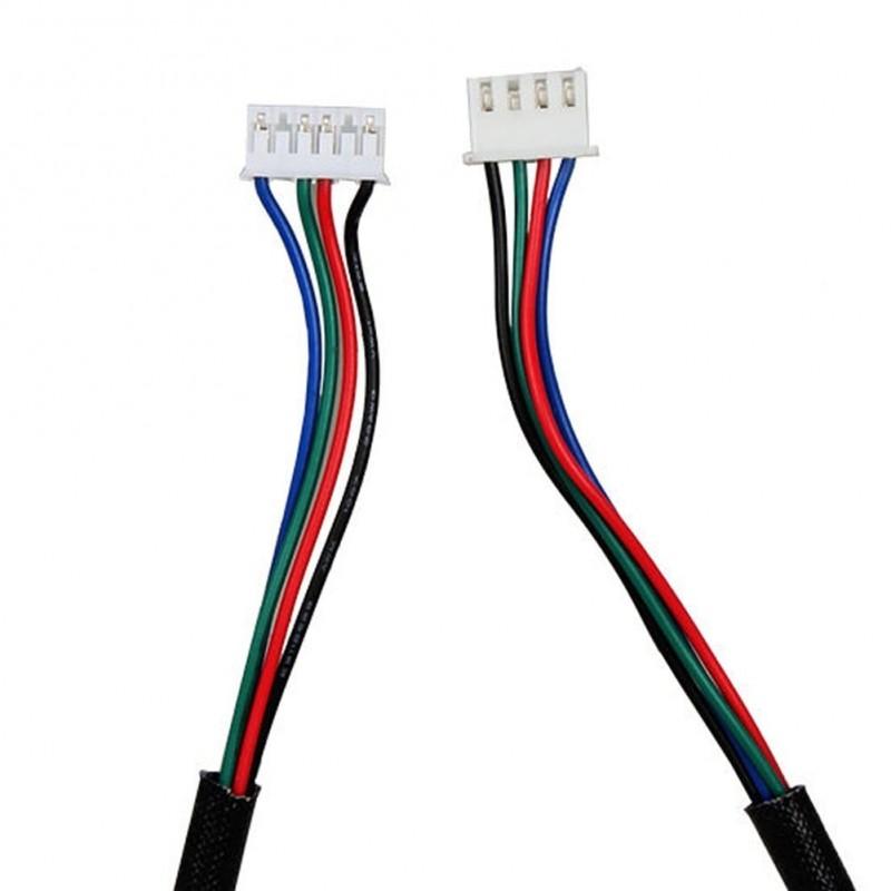 câble moteur nema 17 avec connecteur JST-XH - I3D Service
