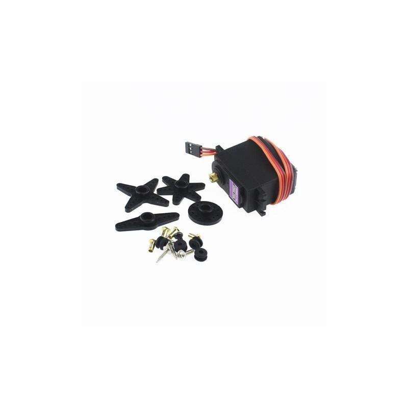 servomoteur à pignons métalliques MG996R - I3D Service